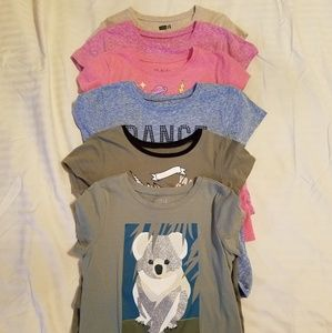Girl tees bundle